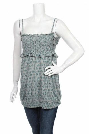 Γυναικείο αμάνικο μπλουζάκι La Morena, Μέγεθος M, Χρώμα Γκρί, 60% πολυεστέρας, 40% βισκόζη, Τιμή 4,90€