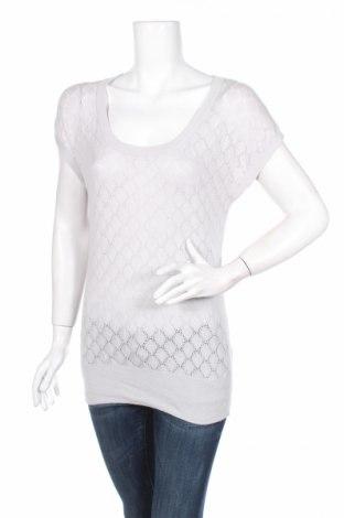 Дамски пуловер H&M, Размер L, Цвят Сив, 60% вискоза, 40% памук, Цена 5,94лв.