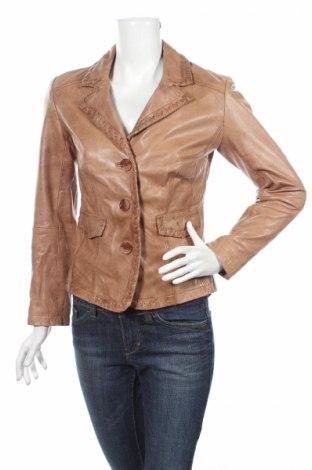 Дамско кожено сако Heine