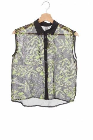 Παιδικό πουκάμισο Young Dimension, Μέγεθος 12-13y/ 158-164 εκ., Χρώμα Μαύρο, Πολυεστέρας, Τιμή 2,84€