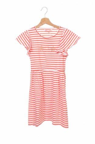 Детска рокля Lulu Castagnette, Размер 11-12y/ 152-158 см, Цвят Бял, Памук, Цена 15,40лв.