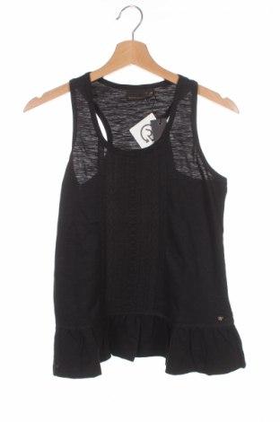 Детски потник Beckaro, Размер 10-11y/ 146-152 см, Цвят Черен, Памук, Цена 11,20лв.