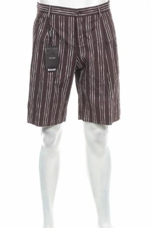 Ανδρικό κοντό παντελόνι Dolce & Gabbana, Μέγεθος M, Χρώμα Καφέ, 100% βαμβάκι, Τιμή 33,10€