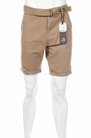 Pantaloni scurți de bărbați RG 512, Mărime L, Culoare Bej, Preț 64,20 Lei