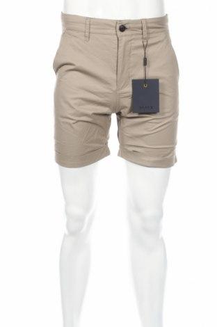 Pánske kraťasy  SUIT, Veľkosť S, Farba Béžová, 98% bavlna, 2% elastan, Cena  10,18€