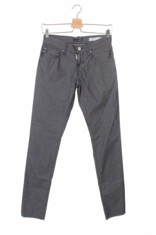 Мъжки панталон Antony Morato, Размер XS, Цвят Сив, 62% памук, 34% полиестер, 4% еластан, Цена 27,90лв.