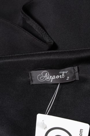 Пола Airport, Размер XS, Цвят Черен, 95% полиестер, 5% еластан, Цена 7,15лв.