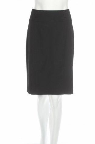 Пола Bianca, Размер M, Цвят Черен, 69% полиестер, 24% вискоза, 7% еластан, Цена 5,71лв.