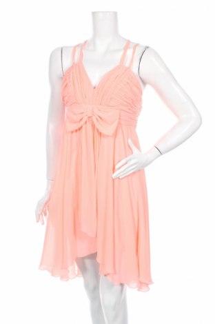 Φόρεμα Lipsy London, Μέγεθος M, Χρώμα Ρόζ , Πολυεστέρας, Τιμή 4,66€