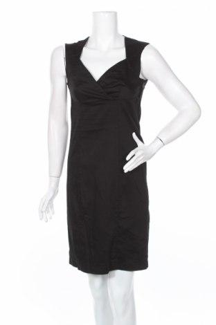 Рокля Orsay, Размер XS, Цвят Черен, 98% памук, 2% еластан, Цена 8,05лв.