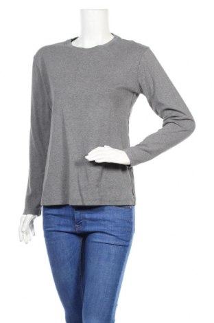 Дамска блуза Artime, Размер M, Цвят Сив, Памук, Цена 15,12лв.