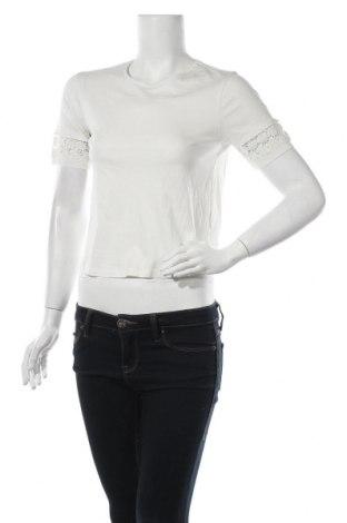 Дамска блуза Jack Wills, Размер S, Цвят Бял, 50% памук, 50% модал, Цена 29,90лв.