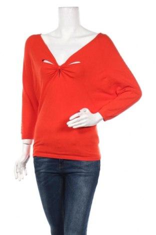 Дамска блуза TWINSET, Размер S, Цвят Оранжев, 70% вискоза, 30% полиестер, Цена 81,75лв.