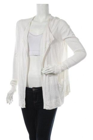 Γυναικεία ζακέτα Ashley Brooke, Μέγεθος M, Χρώμα Λευκό, Τιμή 8,45€
