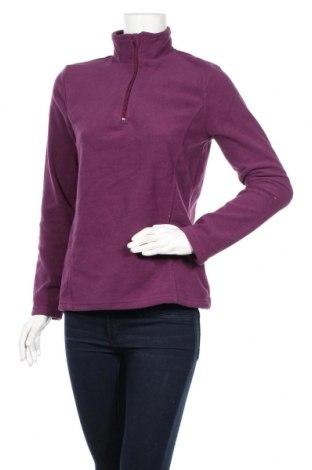 Дамска поларена блуза Active Touch, Размер S, Цвят Лилав, Полиестер, Цена 16,07лв.