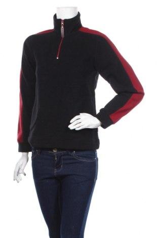 Дамска поларена блуза Crossroads, Размер S, Цвят Черен, Полиестер, Цена 10,92лв.