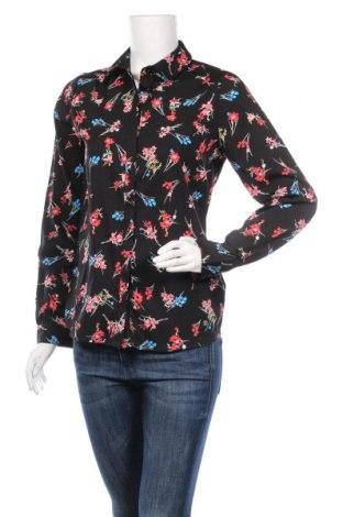 Дамска риза Ajc, Размер M, Цвят Черен, Цена 16,07лв.