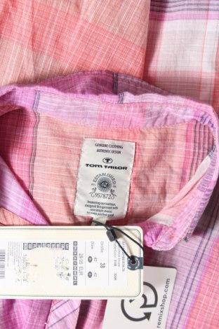 Дамска риза Tom Tailor, Размер M, Цвят Многоцветен, Памук, Цена 14,95лв.
