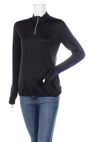 Дамска спортна блуза Active Touch, Размер M, Цвят Черен, 94% полиестер, 6% еластан, Цена 16,07лв.