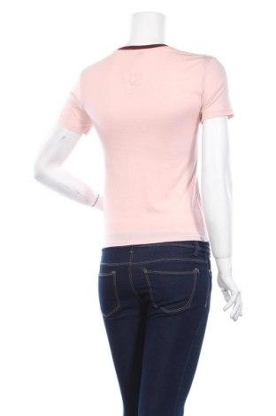 Дамска тениска Jack Wills, Размер M, Цвят Розов, 50% памук, 50% модал, Цена 22,62лв.
