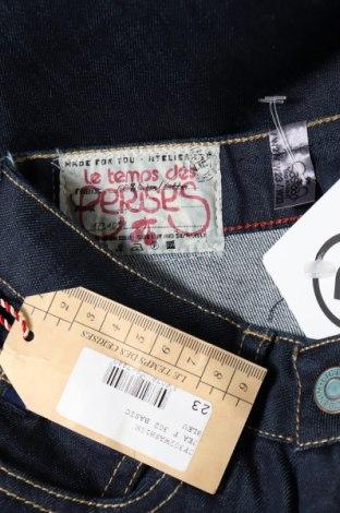 Дамски дънки Le Temps Des Cerises, Размер XXS, Цвят Син, 98% памук, 2% еластан, Цена 59,25лв.