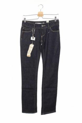 Дамски дънки ONLY, Размер S, Цвят Син, 98% памук, 2% еластан, Цена 11,00лв.