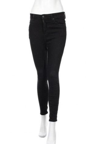 Дамски дънки Reserved, Размер M, Цвят Черен, Цена 21,00лв.