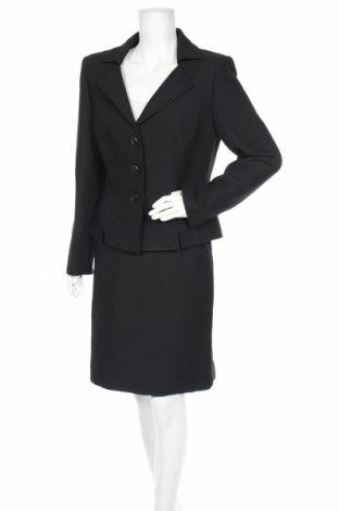 Дамски костюм Jones New York, Размер L, Цвят Черен, 52% полиестер, 48% вискоза, Цена 78,54лв.