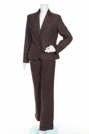Дамски костюм Vivance, Размер M, Цвят Червен, 46% памук, 35% полиестер, 19% вискоза, Цена 27,30лв.