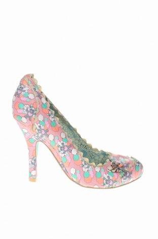 Γυναικεία παπούτσια Irregular Choice, Μέγεθος 40, Χρώμα Πολύχρωμο, Δερματίνη, Τιμή 22,82€