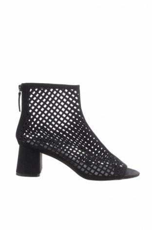 Γυναικεία παπούτσια Zara, Μέγεθος 39, Χρώμα Μαύρο, Κλωστοϋφαντουργικά προϊόντα, Τιμή 23,12€