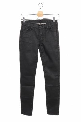 Γυναικείο παντελόνι 7 For All Mankind, Μέγεθος S, Χρώμα Μαύρο, 98% βαμβάκι, 2% ελαστάνη, Τιμή 61,96€