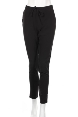 Дамски панталон Aniston, Размер M, Цвят Черен, 97% полиестер, 3% еластан, Цена 27,00лв.