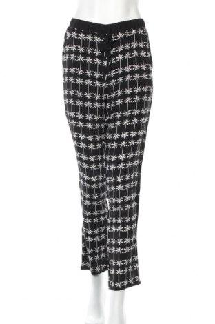 Дамски панталон BelAir, Размер S, Цвят Черен, Коприна, Цена 75,57лв.