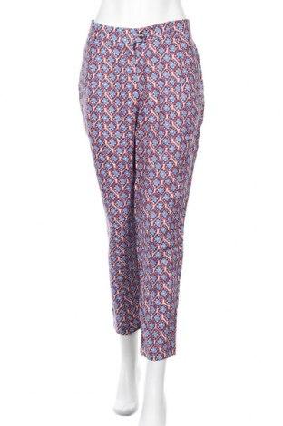 Γυναικείο παντελόνι Cyrillus, Μέγεθος M, Χρώμα Πολύχρωμο, Λινό, Τιμή 10,09€