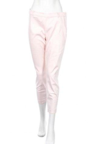Дамски панталон H&M, Размер M, Цвят Розов, 65% памук, 33% полиестер, 2% еластан, Цена 10,80лв.