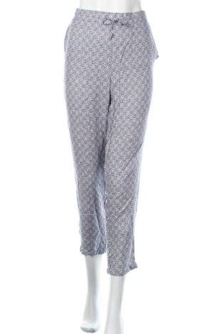 Дамски панталон Jennyfer, Размер XL, Цвят Многоцветен, Вискоза, Цена 31,85лв.