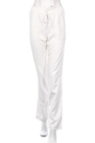 Дамски панталон Laura Scott, Размер XS, Цвят Бял, 70% вискоза, 30% полиестер, Цена 14,74лв.