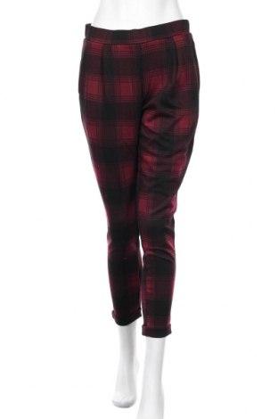 Дамски панталон Lft, Размер M, Цвят Червен, 86% полиестер, 13% вискоза, 1% еластан, Цена 36,00лв.