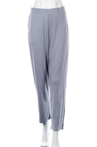 Пижама Oysho, Размер S, Цвят Син, 48% вискоза, 48% полиестер, 4% еластан, Цена 29,40лв.