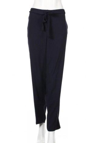 Дамски панталон Un Deux Trois, Размер XL, Цвят Син, Полиестер, Цена 63,60лв.
