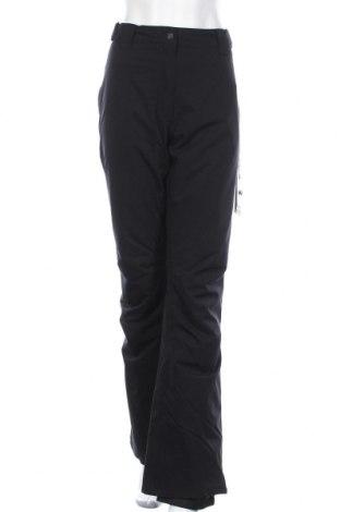 Дамски панталон за зимни спортове Sun Valley, Размер XL, Цвят Черен, Полиестер, Цена 68,37лв.
