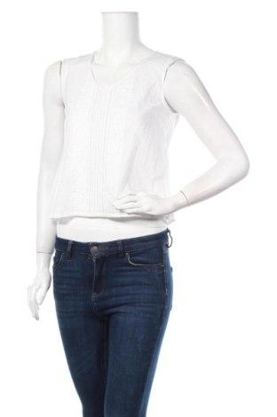 Дамски потник Jack Wills, Размер XS, Цвят Бял, 100% памук, Цена 27,30лв.
