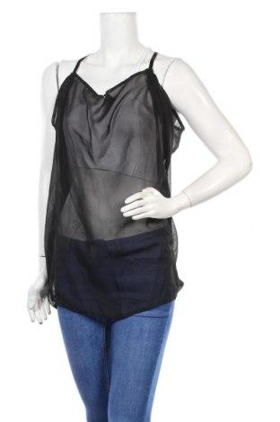 Γυναικείο αμάνικο μπλουζάκι Just Female, Μέγεθος S, Χρώμα Μαύρο, 100% πολυεστέρας, Τιμή 12,92€