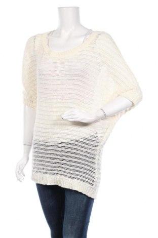 Γυναικείο πουλόβερ, Μέγεθος L, Χρώμα Λευκό, Τιμή 5,57€