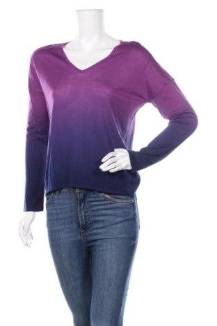 Дамски пуловер Zapa, Размер S, Цвят Лилав, Вълна, Цена 107,60лв.