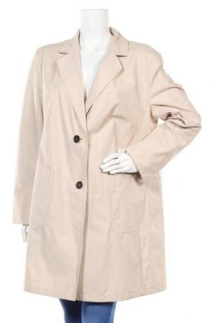 Дамски шлифер Basler, Размер XL, Цвят Бежов, Ацетат, Цена 35,20лв.