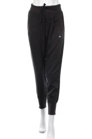 Дамски спортен панталон Champion, Размер M, Цвят Черен, Лиосел, Цена 55,30лв.