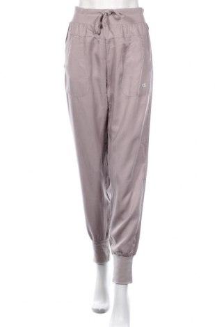 Дамски спортен панталон Champion, Размер XL, Цвят Сив, Лиосел, Цена 55,30лв.