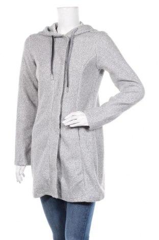 Дамско поларено палто Ajc, Размер XS, Цвят Сив, Полиестер, Цена 35,28лв.